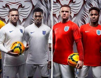 Anglicy pokazali stroje na mundial. Zgodne z nowymi wytycznymi FIFA