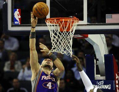 """NBA: klęska """"Słońc"""" i Gortata"""