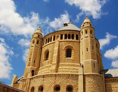 """""""Idźcie do diabła"""". Nastolatkowie zdewastowali bazylikę w Jerozolimie"""