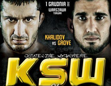 KSW 21: Khalidov nie obawia się nowego rywala