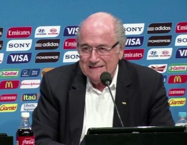 Blatter o karze dla Suareza: Jako kibic mu współczuję