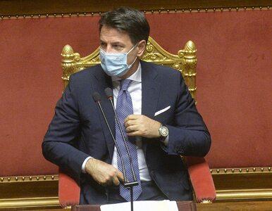 """""""Wskaźnik przekroczył poziom krytyczny"""". We Włoszech obawa o system..."""