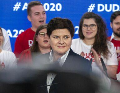 """Beata Szydło krytykuje byłego ministra. """"Wydaje mi się to..."""