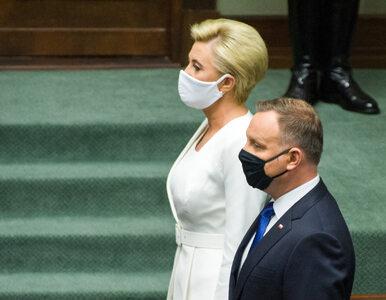 Andrzej Duda razem z żoną zaszczepieni przeciwko COVID-19. Jak się czują?
