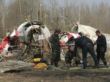 Smoleńsk: 2,5 roku po katastrofie brak śladów materiałów wybuchowych na...