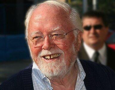 Zmarł brytyjski aktor Richard Attenborough