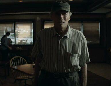 """Clint Eastwood powraca do aktorstwa. Jest zwiastun filmu """"Przemytnik"""""""
