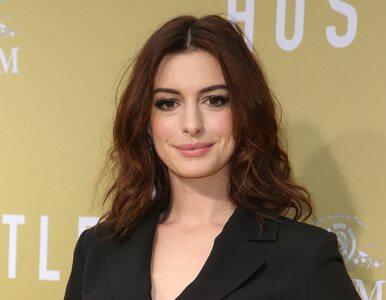"""Anne Hathaway ma dla fanów radosną nowinę. """"To nie do filmu..."""""""