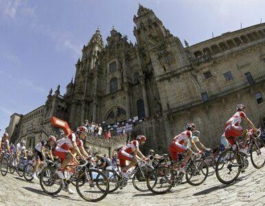 Vuelta a Espana: Polacy pojechali w tempie lidera