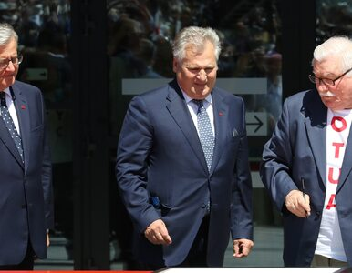 Byli prezydenci i premierzy: Nie weźmiemy udziału w pseudowyborach...