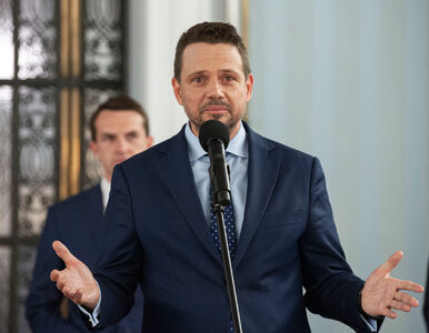 Trzaskowski w gumiakach, czyli tajna broń nowego sztabu