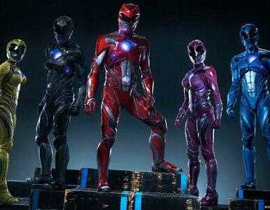Power Rangers się nie poddają! Kolejny amerykański reboot po zaledwie...