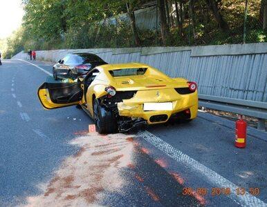 Polacy ścigali się luksusowymi autami na Słowacji, zginął 57-latek....