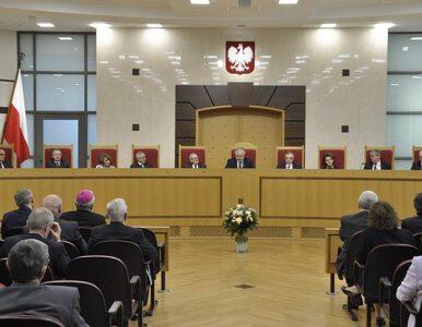 Sejm uchwalił ustawę o statusie sędziów TK