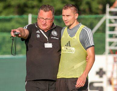 Trener musi mocno kombinować. Legia Warszawa i jej kłopoty przed...