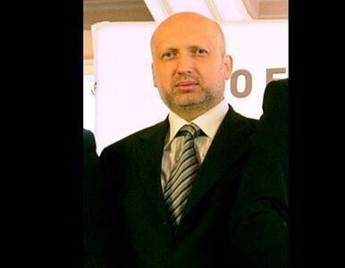 Turczynow: Nie kontrolujemy Ługańska i Doniecka