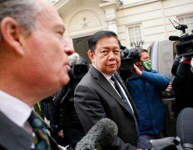 """Attache wojskowy """"okupuje"""" ambasadę Mjanmy w Londynie. Ambasador miał..."""