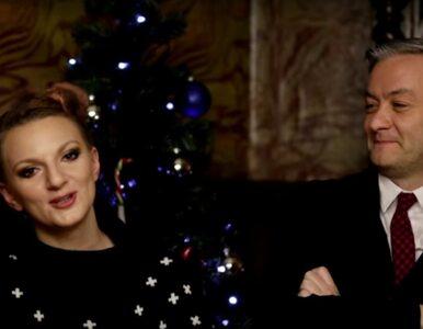 """Biedroń w świątecznej piosence Sarsy i słupszczan. """"Od spełnienia marzeń..."""