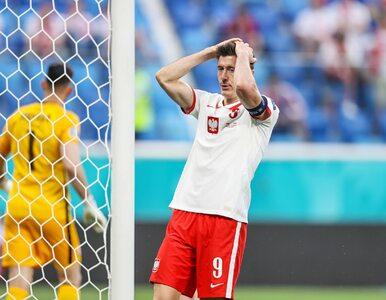 """Lewandowski zabrał głos po porażce ze Słowacją. """"Dziękujemy, że..."""