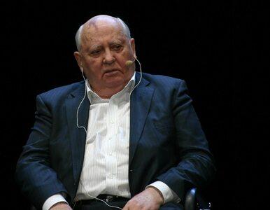 """Michaił Gorbaczow zamierza obejrzeć serial """"Czarnobyl"""" od HBO"""