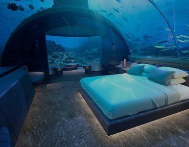 Pierwszy na świecie podwodny hotel już otwarty