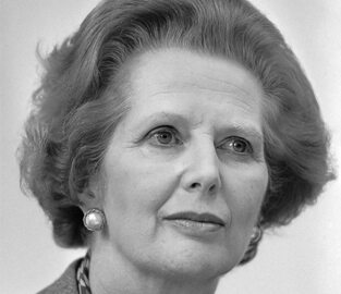 Szyfrogramy o Margaret Thatcher