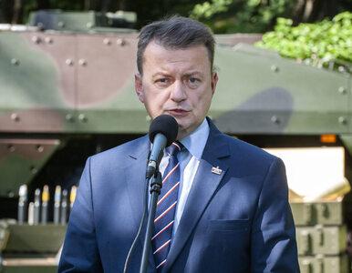 Ćwiczenia na poligonie w Żaganiu. MON: Dwóch żołnierzy zostało rannych