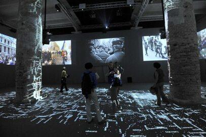 Biennale Architektury w Wenecji - instalacje