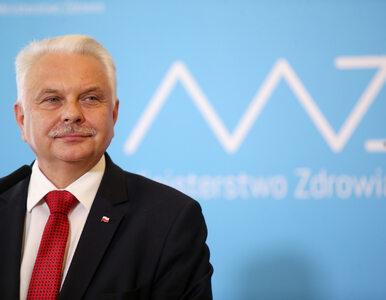 Wiceminister zdrowia: Jestem zdziwiony postawą pielęgniarek. Dziś Polacy...