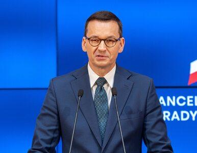 Morawiecki chce szczytu UE ws. Białorusi. Putin i Xi już składają...