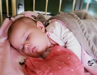3-miesięczne dziecko gaśnie w oczach z każdym dniem