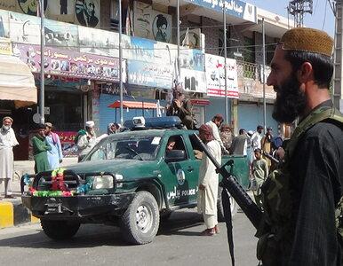 """""""Talibowie będą chcieli się pokazać jako odpowiedzialna siła polityczna...."""