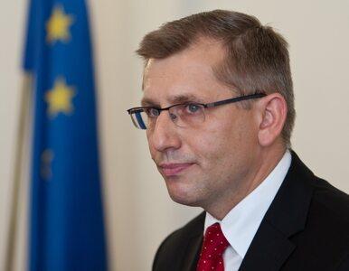 Minister z PO jedzie do Budapesztu. Po order