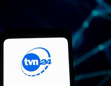 """TVN24 pokazało historię ozdrowieńca. """"***** ***"""""""