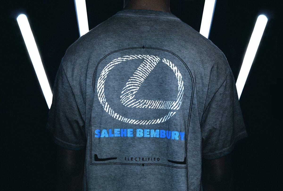 Salehe Bembury i Lexus, kolekcja ubrań