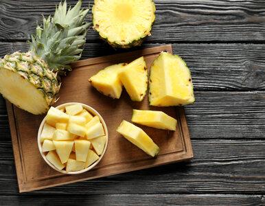 Jak łatwo i szybko pokroić ananasa? Mamy na to sposób!