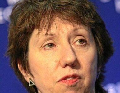 Ashton ponownie zaprasza Iran na rozmowy w sprawie programu jądrowego
