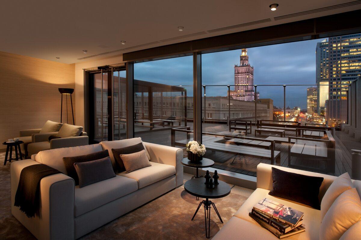 Cosmopolitan Apartament w wieżowcu Cosmopolitan