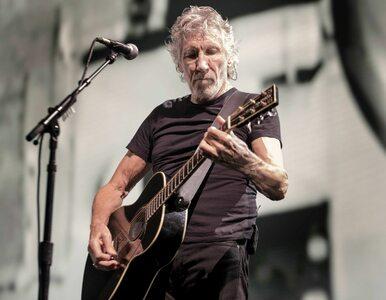 """Roger Waters uderzył w prezesa PiS podczas koncertu. """"Resist Kaczyński..."""