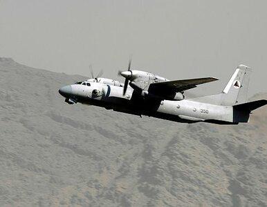 14 osób zginęło w katastrofie An-32