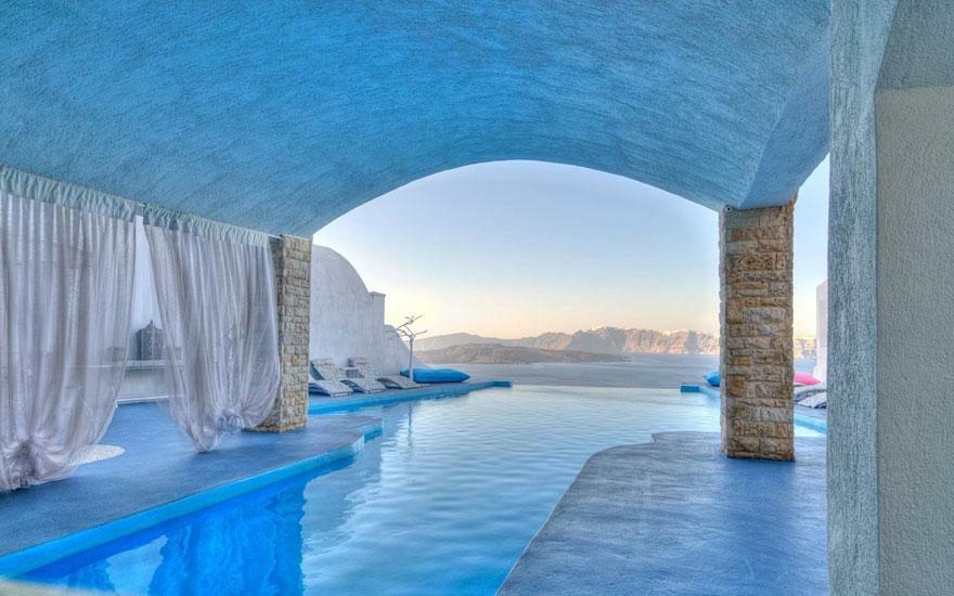 Astarte Suits Hotel, Grecja