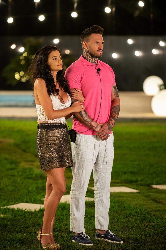 """""""Love Island. Wyspa Miłości"""". Bruno i Monika opuszczają willę"""