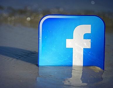 Wpadka Facebooka. 100 firm uzyskało nieuprawniony dostęp do danych...