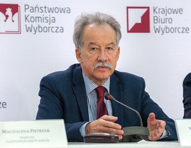 Wojciech Hermeliński odchodzi z PKW. Kto go zastąpi?