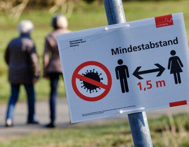 Gwałtowny wzrost liczby zakażeń koronawirusem u sąsiada Polski
