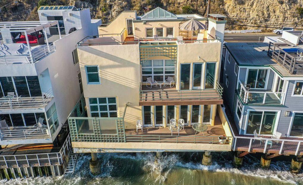 Nowy dom Tyry Banks w Malibu