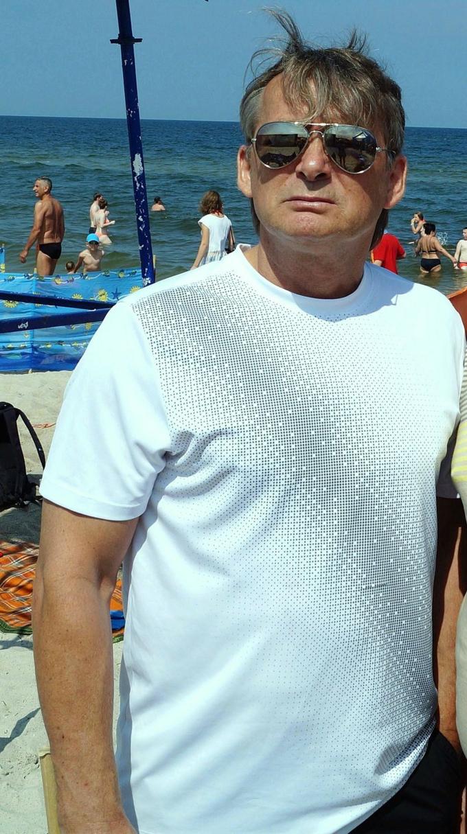 Jerzy Kalibabka w2016 roku