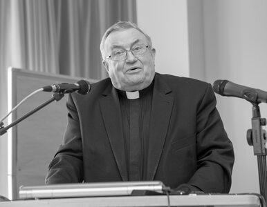 """Nie żyje jeden z najbardziej znanych niemieckich duchownych. """"Politycy..."""