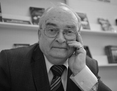 Nie żyje Janusz Odrowąż-Pieniążek, wieloletni dyrektor Muzeum Literatury