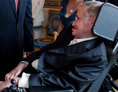 Oszukamy śmierć? Prof. Hawking: mózg może zostać...